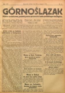 Górnoślązak, 1915, R. 16, Nr. 18