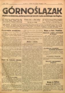 Górnoślązak, 1915, R. 16, Nr. 21