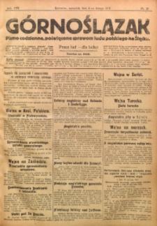 Górnoślązak, 1915, R. 16, Nr. 27