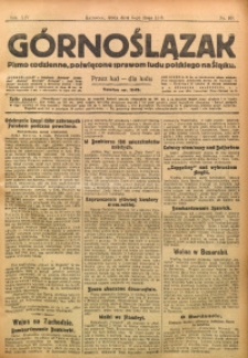Górnoślązak, 1915, R. 16, Nr. 101