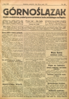 Górnoślązak, 1915, R. 16, Nr. 113