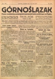Górnoślązak, 1915, R. 16, Nr. 146