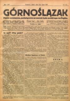 Górnoślązak, 1915, R. 16, Nr. 153