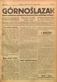 Górnoślązak, 1915, R. 16, Nr. 195