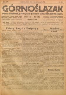 Górnoślązak, 1915, R. 16, Nr. 229