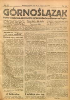 Górnoślązak, 1915, R. 16, Nr. 250