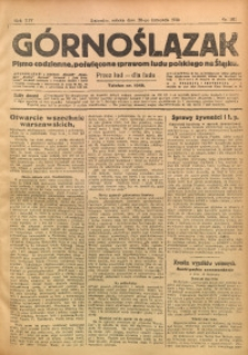Górnoślązak, 1915, R. 16, Nr. 267