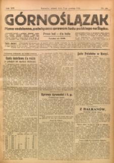 Górnoślązak, 1915, R. 16, Nr. 281