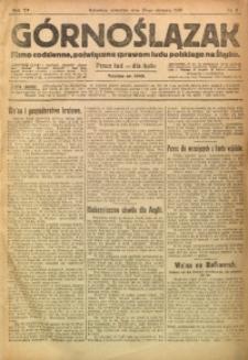Górnoślązak, 1916, R. 15, Nr. 9