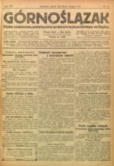 Górnoślązak, 1916, R. 15, Nr. 16