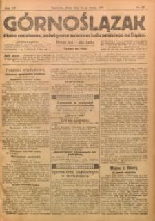 Górnoślązak, 1916, R. 15, Nr. 67
