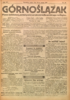 Górnoślązak, 1916, R. 15, Nr. 69