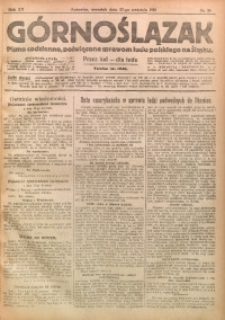 Górnoślązak, 1916, R. 15, Nr. 95