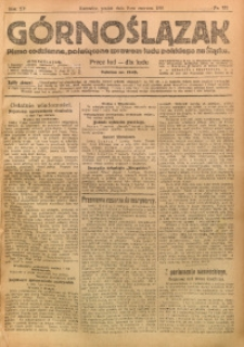 Górnoślązak, 1916, R. 15, Nr. 131