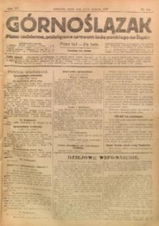 Górnoślązak, 1916, R. 15, Nr. 134