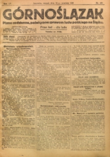 Górnoślązak, 1916, R. 15, Nr. 215