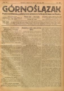 Górnoślązak, 1916, R. 15, Nr. 266