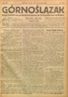 Górnoślązak, 1916, R. 15, Nr. 279