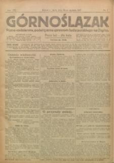 Górnoślązak, 1917, R. 16, Nr. 7