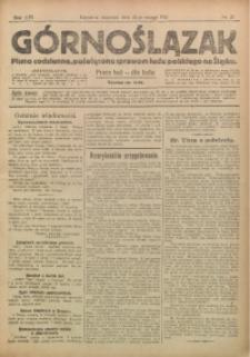 Górnoślązak, 1917, R. 16, Nr. 33