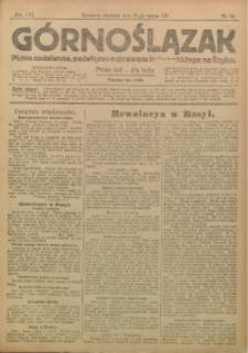 Górnoślązak, 1917, R. 16, Nr. 63