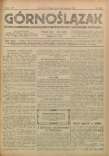 Górnoślązak, 1917, R. 16, Nr. 126