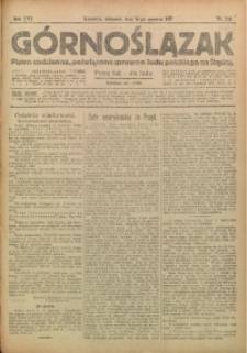 Górnoślązak, 1917, R. 16, Nr. 133