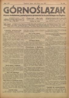 Górnoślązak, 1917, R. 16, Nr. 157
