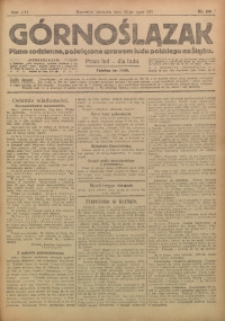 Górnoślązak, 1917, R. 16, Nr. 159