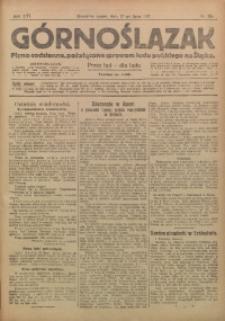 Górnoślązak, 1917, R. 16, Nr. 169
