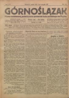 Górnoślązak, 1917, R. 16, Nr. 176