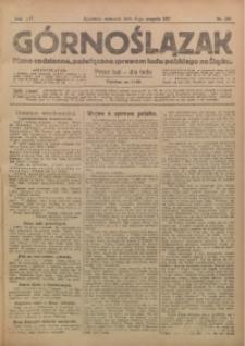 Górnoślązak, 1917, R. 16, Nr. 180