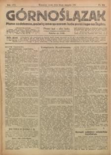 Górnoślązak, 1917, R. 16, Nr. 185