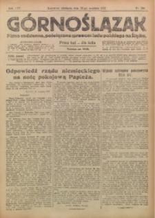 Górnoślązak, 1917, R. 16, Nr. 219