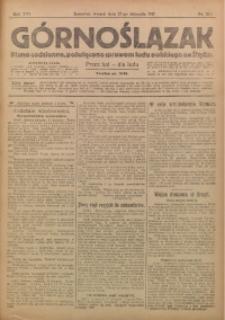 Górnoślązak, 1917, R. 16, Nr. 272