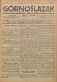 Górnoślązak, 1917, R. 16, Nr. 285
