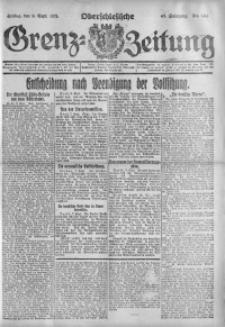 Oberschlesische Grenz-Zeitung, 1921, Jg. 49, Nr. 140