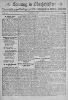 Sonntag in Oberschlesien, 1921, Nr. 14