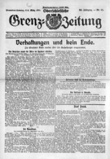 Oberschlesische Grenz-Zeitung, 1924, Jg. 52, Nr. 57