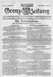 Oberschlesische Grenz-Zeitung, 1924, Jg. 52, Nr. 119