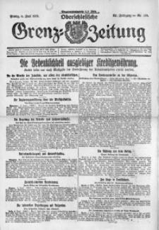 Oberschlesische Grenz-Zeitung, 1924, Jg. 52, Nr. 130