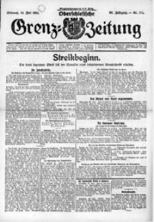 Oberschlesische Grenz-Zeitung, 1924, Jg. 52, Nr. 174
