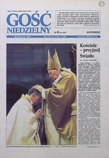 Gość Niedzielny, 1998, R. 71, nr 4