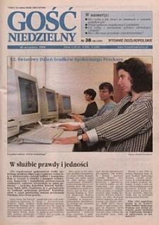 Gość Niedzielny, 1998, R. 75, nr 38