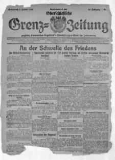 Oberschlesische Grenz-Zeitung, 1920, Jg. 48, Nr. 2