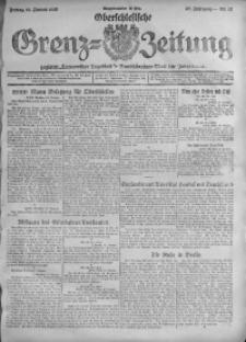 Oberschlesische Grenz-Zeitung, 1920, Jg. 48, Nr. 12