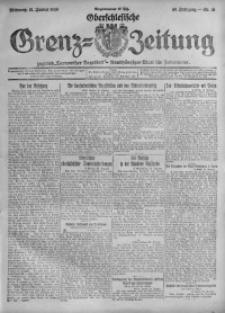 Oberschlesische Grenz-Zeitung, 1920, Jg. 48, Nr. 16