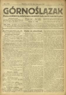 Górnoślązak, 1918, R. 17, Nr. 52