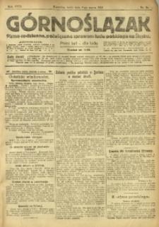 Górnoślązak, 1918, R. 17, Nr. 54