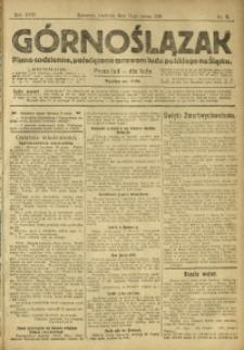 Górnoślązak, 1918, R. 17, Nr. 75